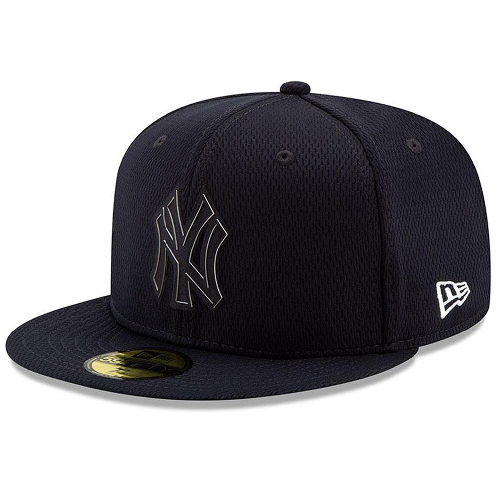 ヤンキース キャップ ニューエラ NEW ERA MLB 2019 選手着用 クラブハウス 59FIFTY 【1910価格変更】【191028変更】