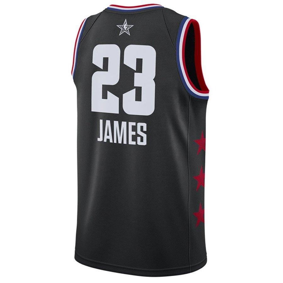 NBA レブロン・ジェイムス ユニフォーム/ジャージ 2019 オールスター スウィングマン ナイキ/Nike ブラック AQ7295-017