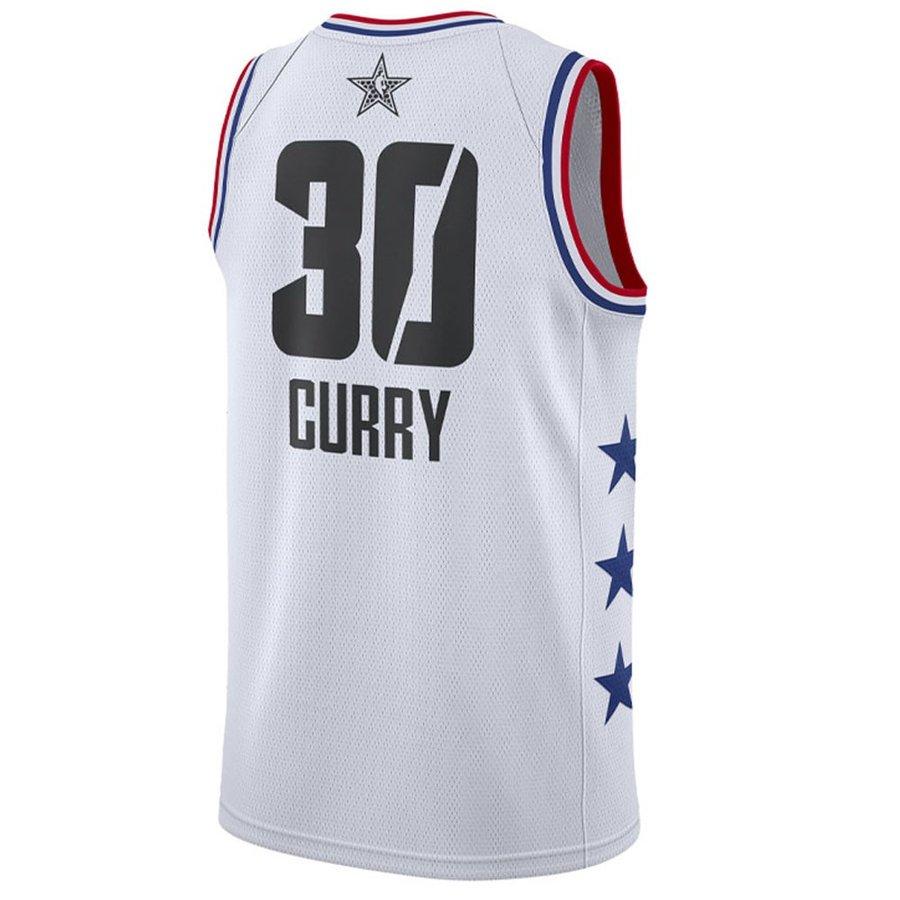 NBA ステファン・カリー ステフィン・カリー ユニフォーム/ジャージ 2019 オールスター スウィングマン ナイキ/Nike AQ7297-101