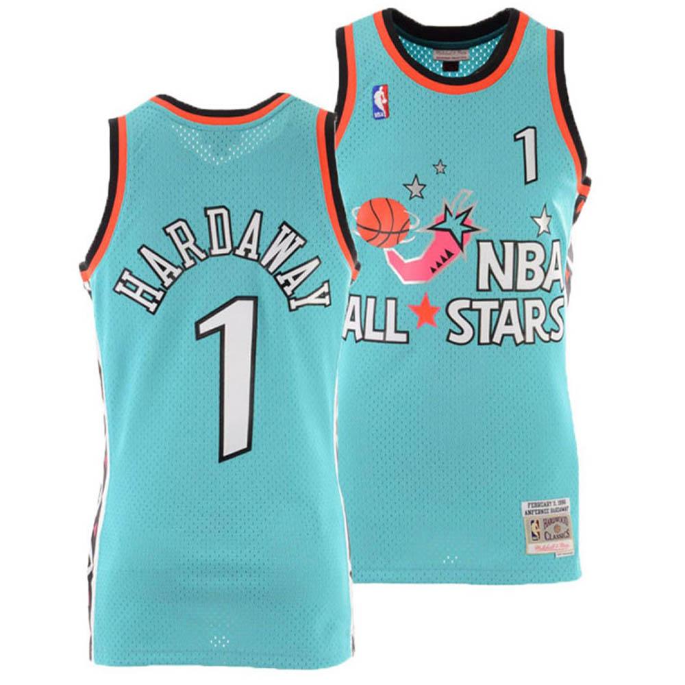 一流の品質 お取り寄せ お取り寄せ NBA ペニー Ness ティール・ハーダウェイ ユニフォーム &/ジャージ オールスターゲーム 1996 スウィングマン Mitchell & Ness ティール, ジョイカンパニー:46d8d637 --- canoncity.azurewebsites.net