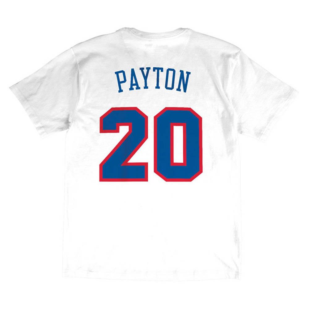 お取り寄せ お取り寄せ NBA ゲイリー・ペイトン Tシャツ オールスターゲーム 1994 ネーム&ナンバー Mitchell & Ness ホワイト