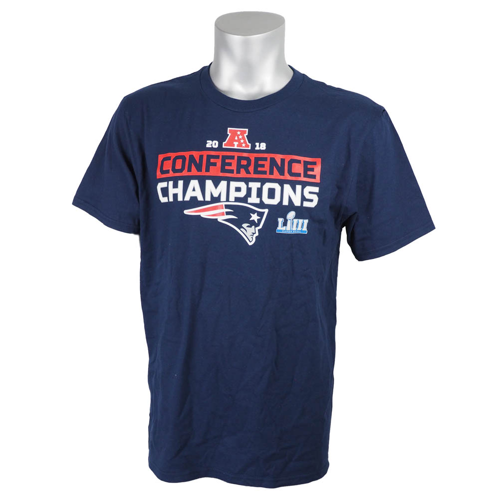 NFL ペイトリオッツ Tシャツ カンファレンス チャンピオン記念 ハッシュマーク