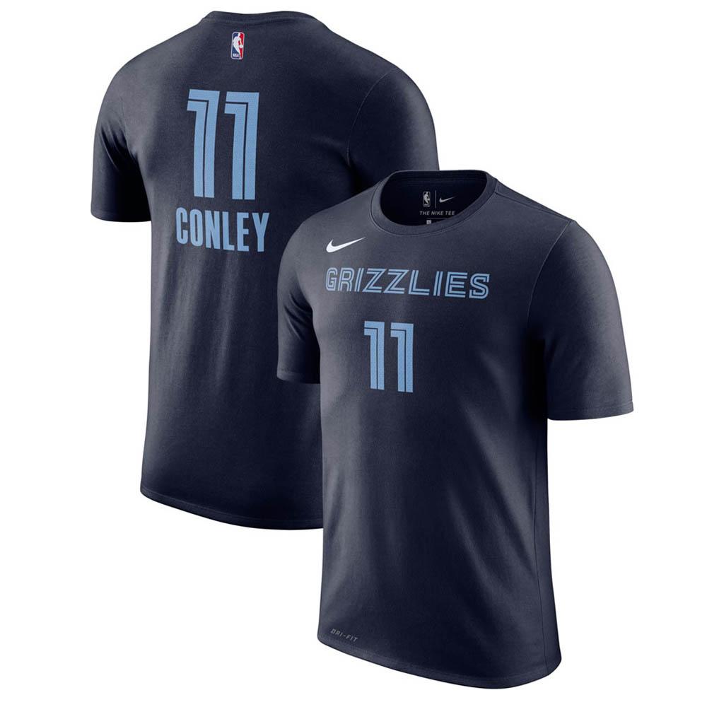 super popular a4069 864ae Yuta Watanabe position NBA Grizzlies Mike Conley T-shirt name & number Nike  /Nike navy AR4890-420