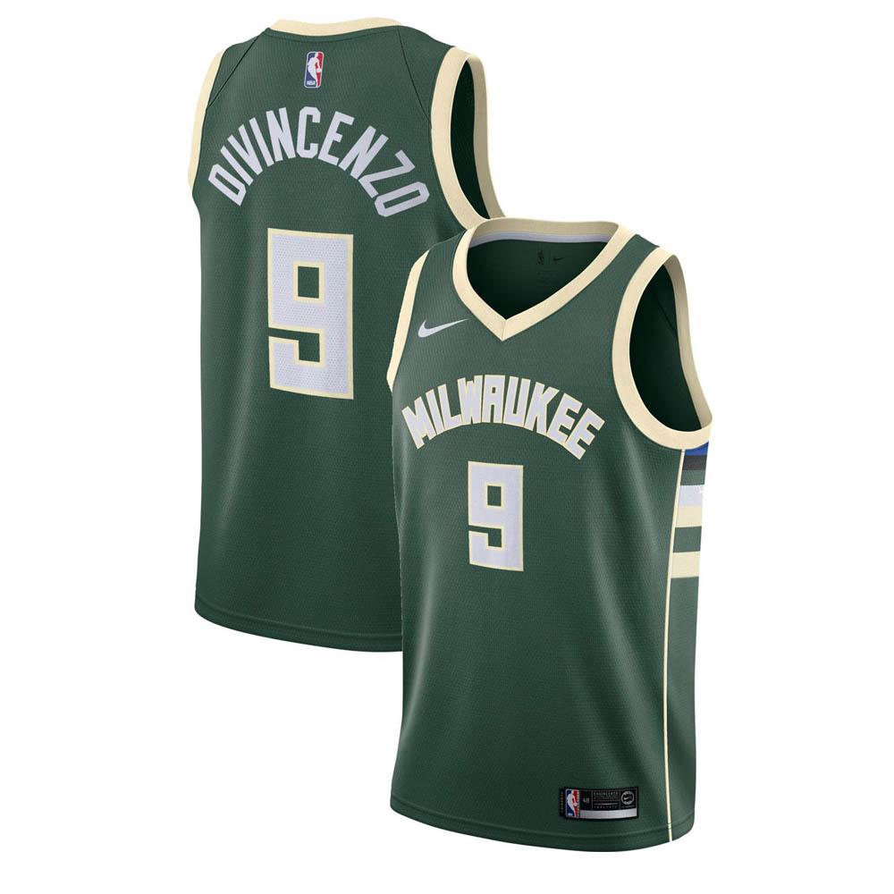 NBA バックス ダンテ・ディヴィンチェンゾ ユニフォーム/ジャージ スウィングマン ナイキ/Nike グリーン 864489-331
