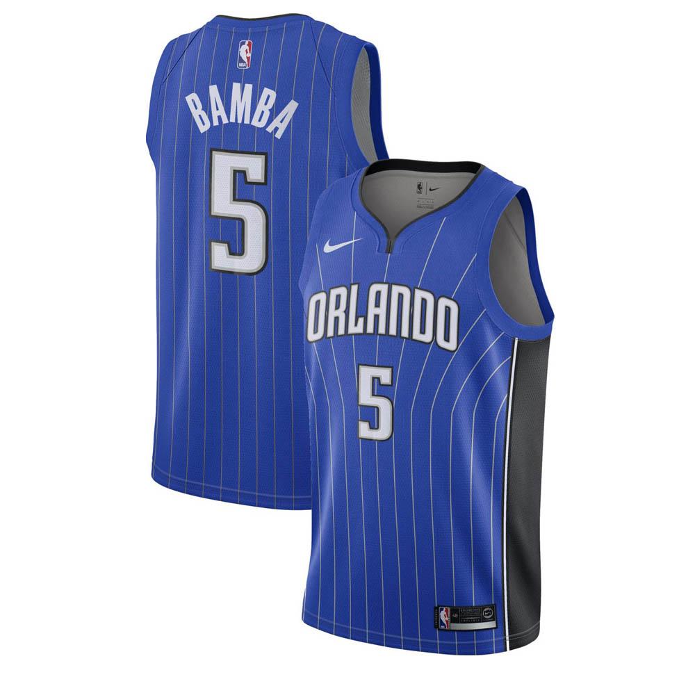 NBA マジック モハメッド・バンバ ユニフォーム/ジャージ スウィングマン ナイキ/Nike ロイヤル 864499-490