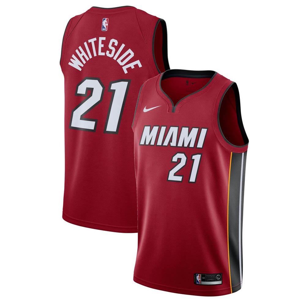 NBA ヒート ハッサン・ホワイトサイド ユニフォーム/ジャージ スウィングマン ステートメント・エディション ナイキ/Nike