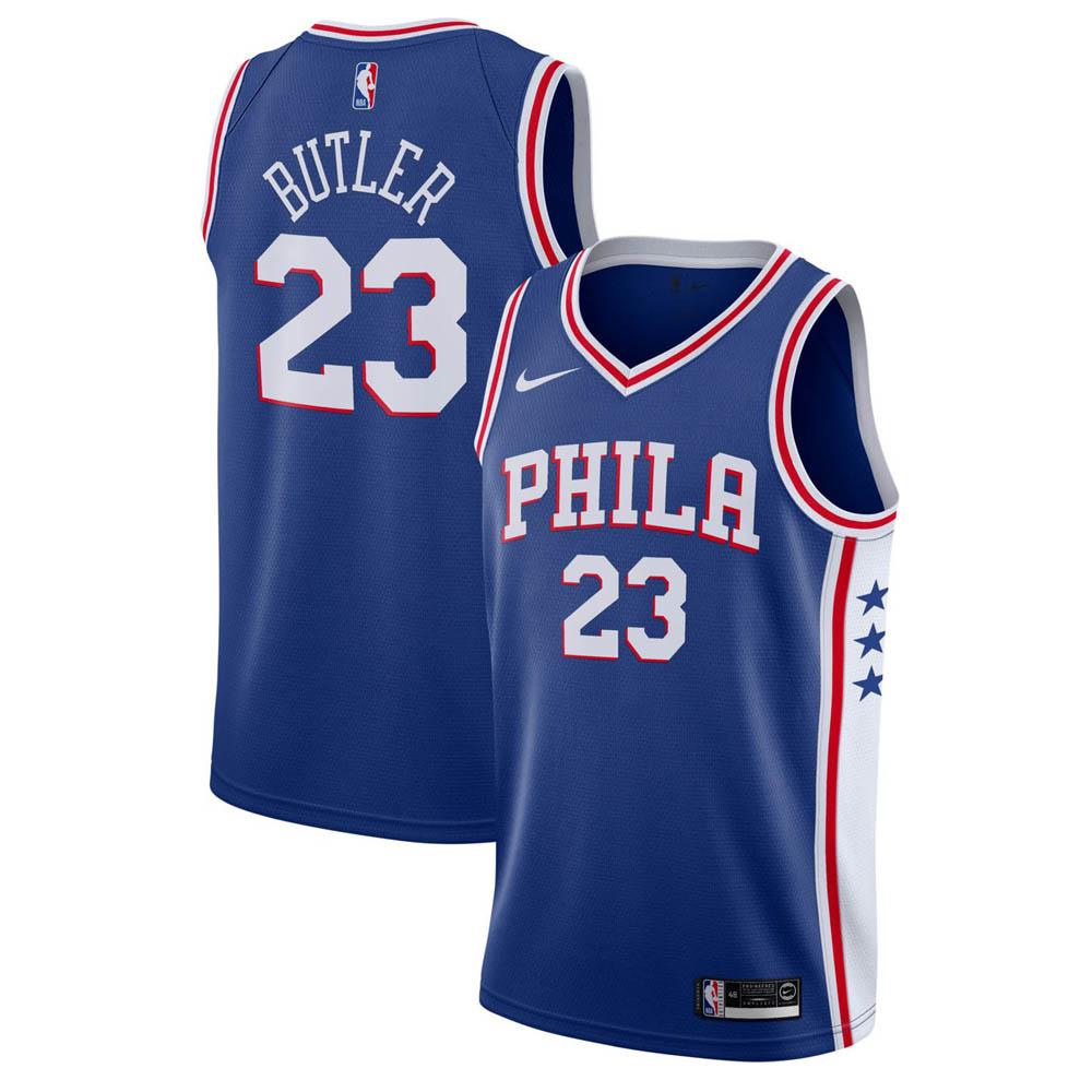 NBA 76ers ジミー・バトラー ユニフォーム/ジャージ スウィングマン ナイキ/Nike ロイヤル 864501-408