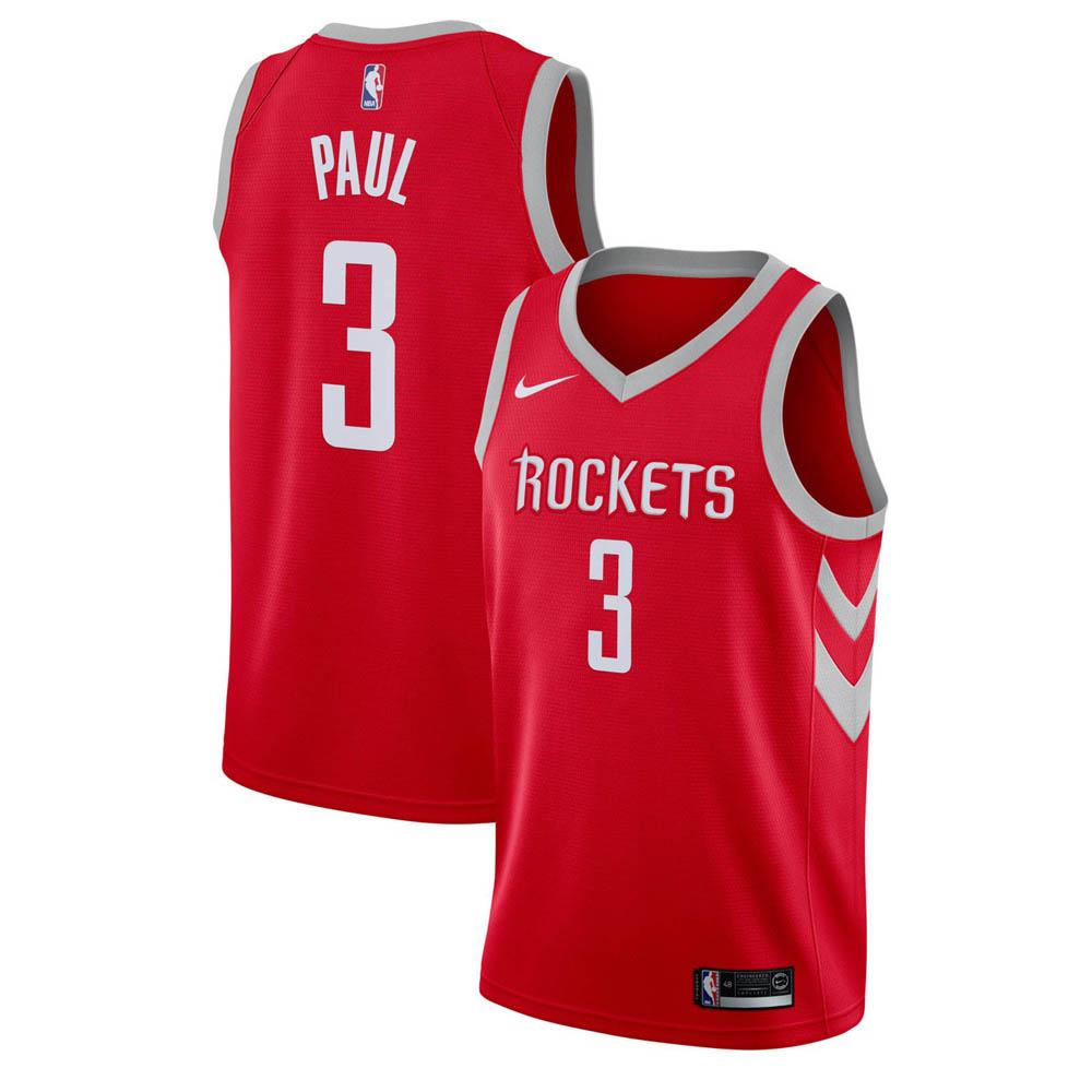 NBA ロケッツ クリス・ポール ユニフォーム/ジャージ スウィングマン ナイキ/Nike レッド 864477-661