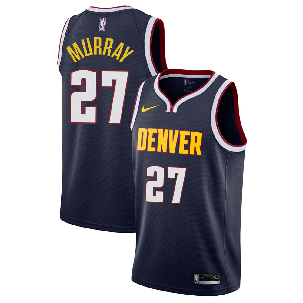 【感謝価格】 お取り寄せ お取り寄せ NBA ナゲッツ ジャマール・マリー ネイビー ユニフォーム スウィングマン/ジャージ スウィングマン ナイキ/Nike ナイキ/Nike ネイビー AA7089-425, キョウゴクチョウ:9b31d8ce --- clftranspo.dominiotemporario.com