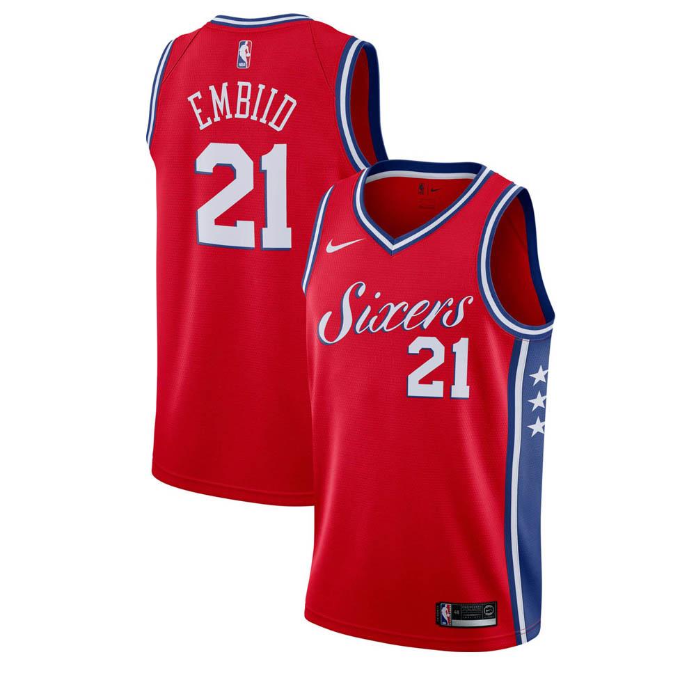 日本最大のブランド お取り寄せ NBA お取り寄せ NBA 877219-659 76ers レッド ジョエル・エンビード ユニフォーム/ジャージ スウィングマン ナイキ/Nike レッド 877219-659, GoodBaby(グッドベビー):c4da2373 --- canoncity.azurewebsites.net