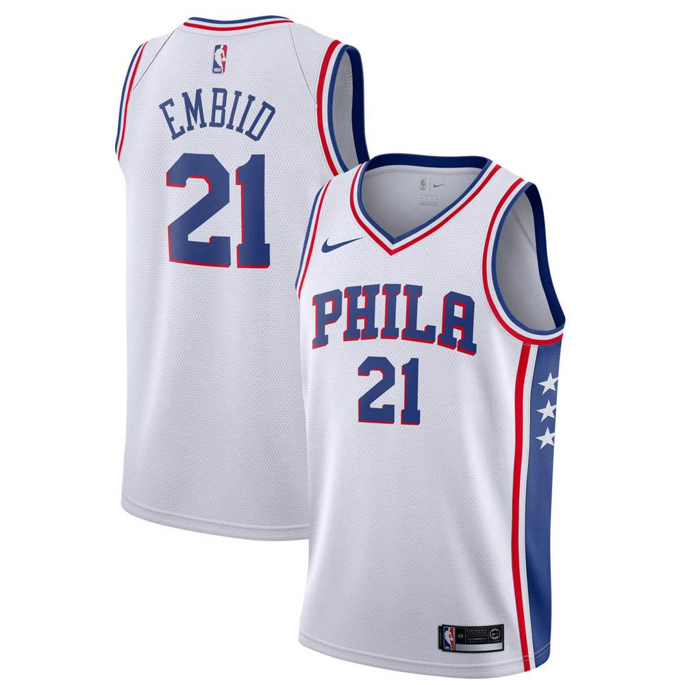 超安い品質 お取り寄せ お取り寄せ NBA 76ers ジョエル・エンビード ユニフォーム ナイキ/Nike/ジャージ お取り寄せ 76ers スウィングマン ナイキ/Nike ホワイト 864441-102, ショップラホーヤ:8c79da9a --- konecti.dominiotemporario.com