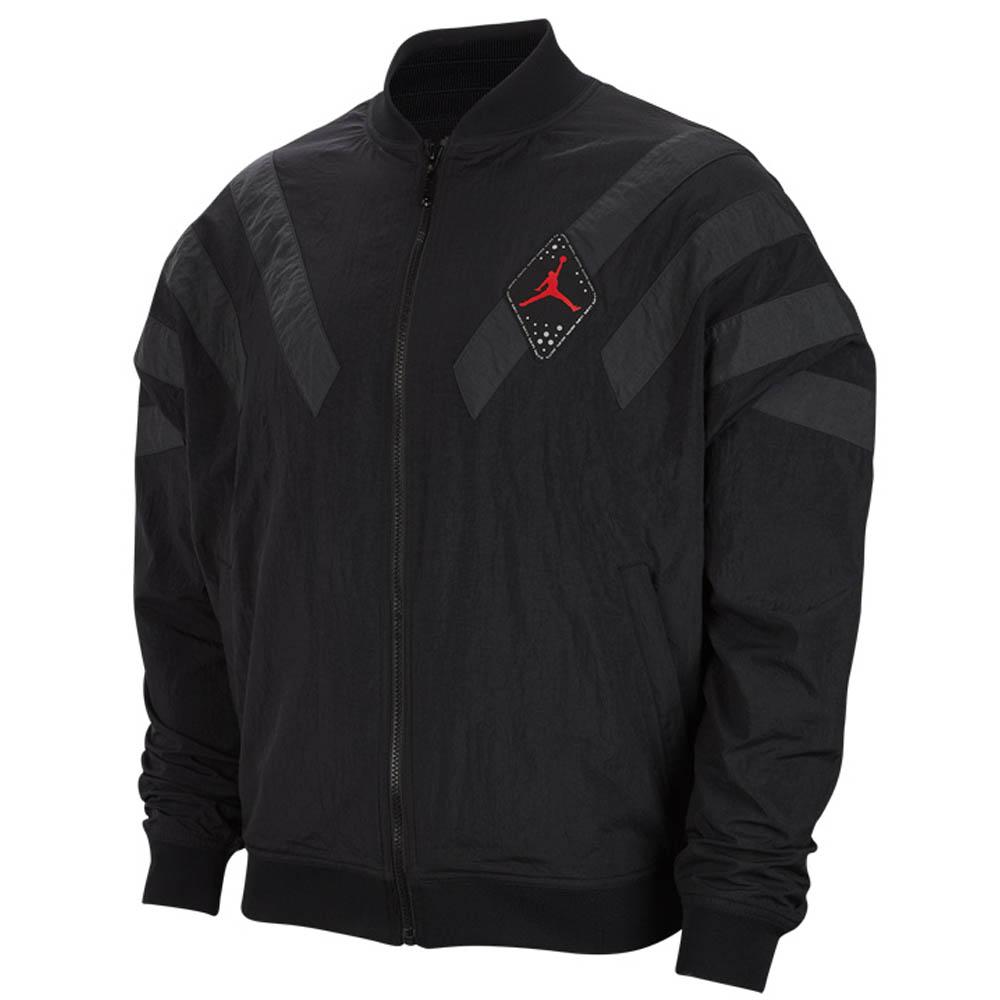 ナイキ ジョーダン/NIKE JORDAN ジャケット/アウター レガシー AJ6 ナイロン ブラック BV5405-010