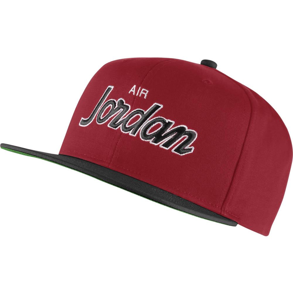 ナイキ ジョーダン/NIKE JORDAN キャップ/帽子 プロスクリプト レッド AV8448-687【1910価格変更】【191028変更】