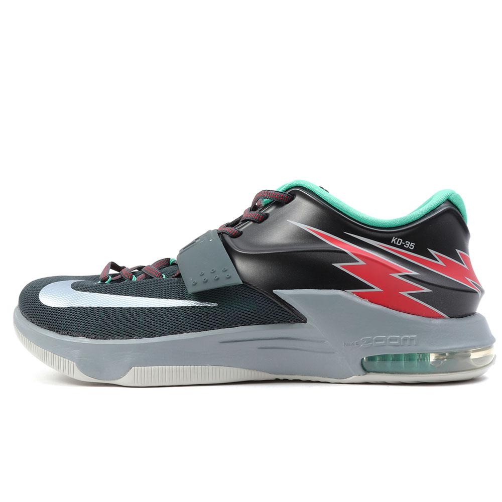 KD ケビン・デュラント シューズ/スニーカー KD 7 ナイキ/Nike チャコール/グレー 653996-005