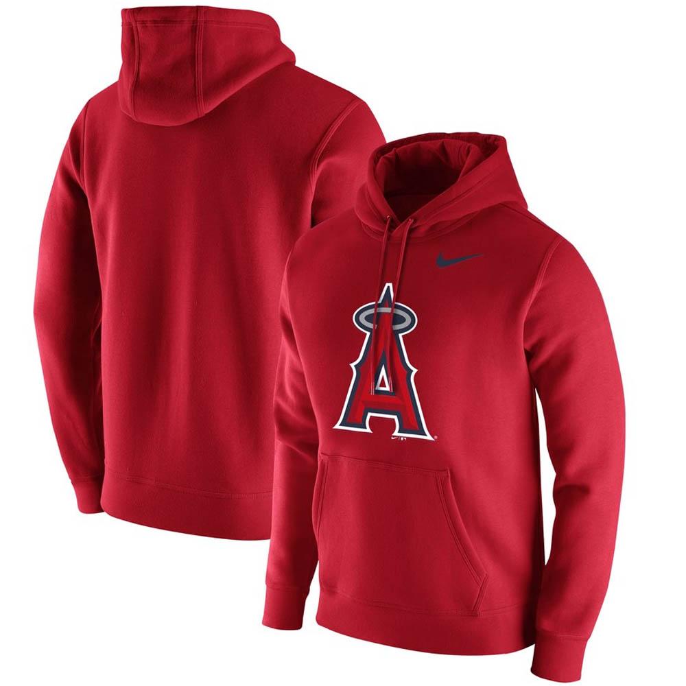 MLB エンゼルス パーカー/フーディー フランチャイズ メンズ ナイキ/Nike レッド 00037270X-AN1