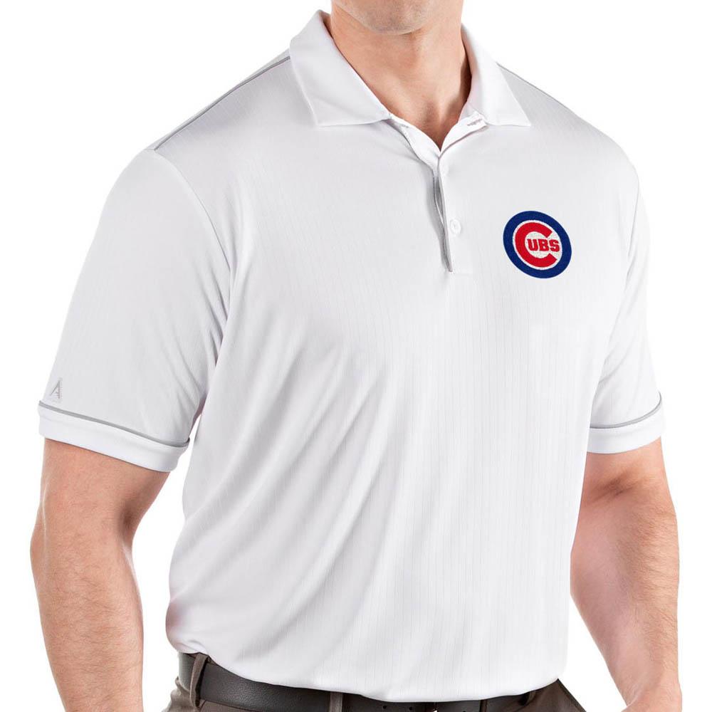 MLB カブス ポロシャツ サルート パフォーマンス メンズ Antigua ホワイト
