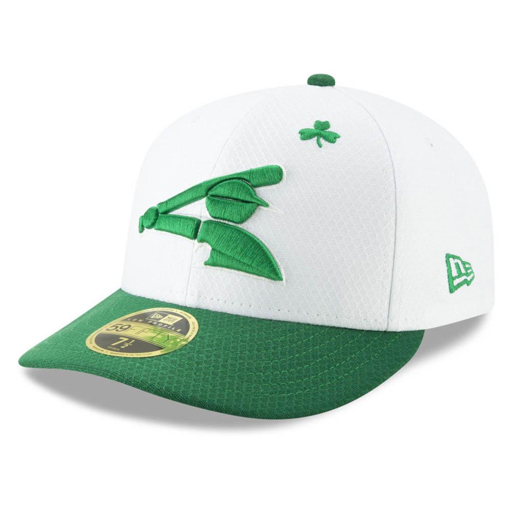 MLB ホワイトソックス キャップ/帽子 セント・パトリック・デー 2019 59FIFTY ロープロファイル ニューエラ/New Era