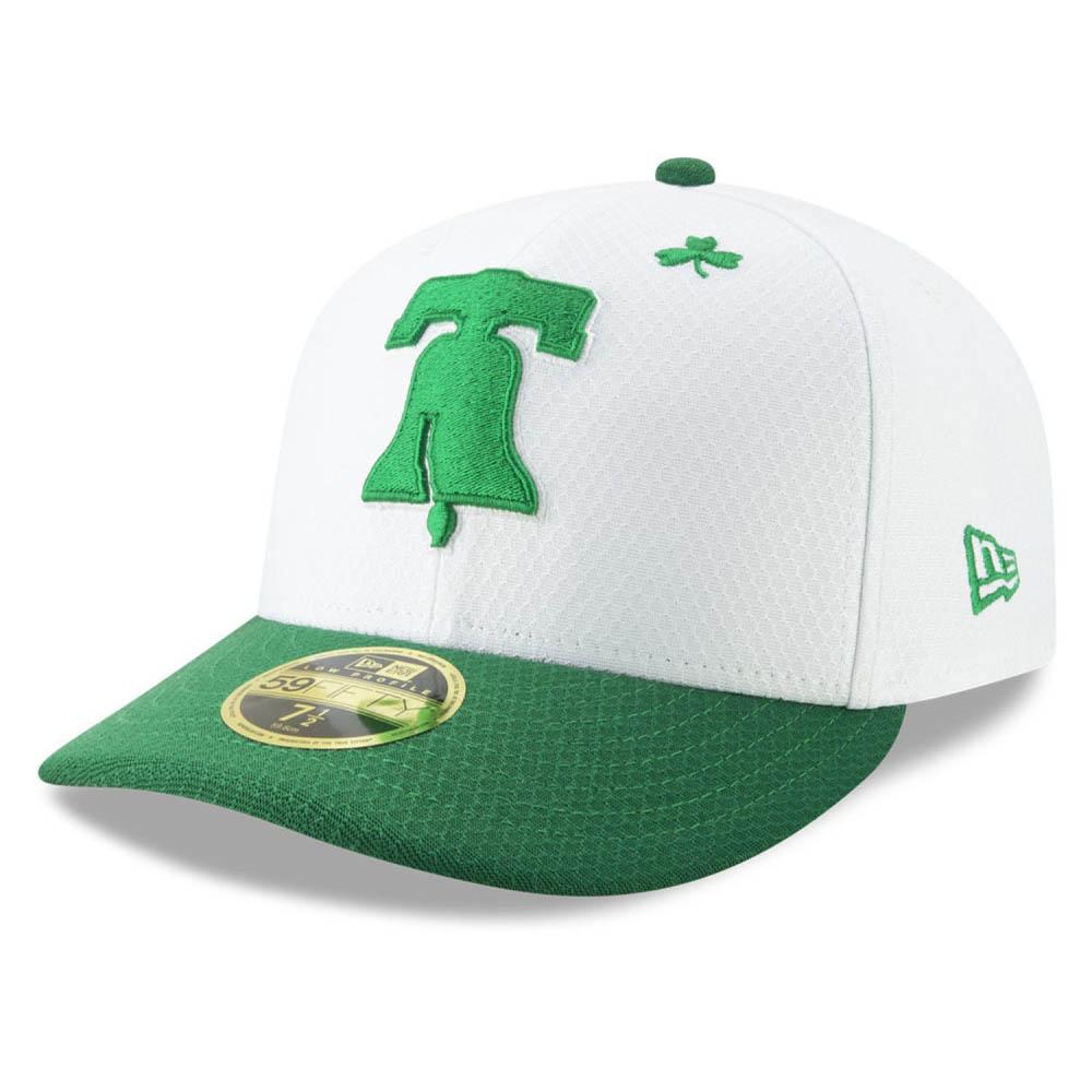 MLB フィリーズ キャップ/帽子 セント・パトリック・デー 2019 59FIFTY ロープロファイル ニューエラ/New Era