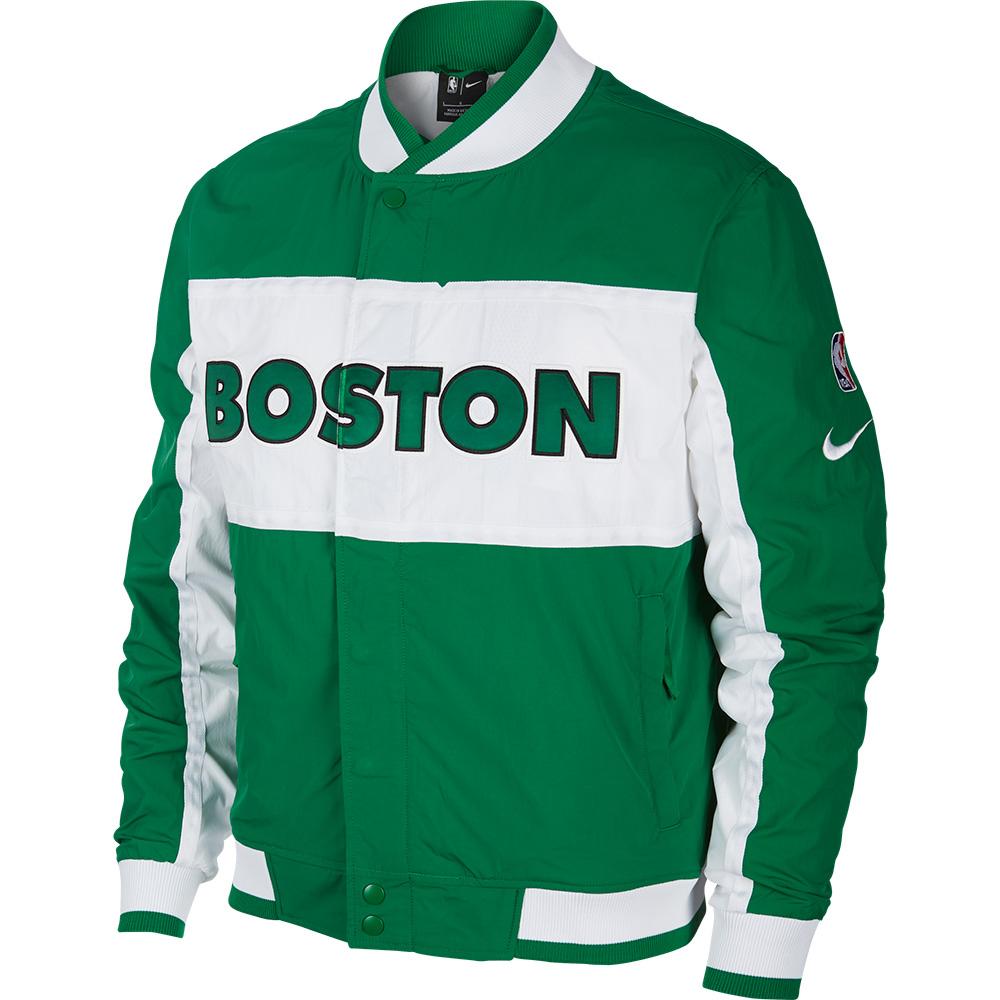 NBA セルティックス ジャケット/アウター コートサイド アイコン メンズ ナイキ/Nike AQ8127-312