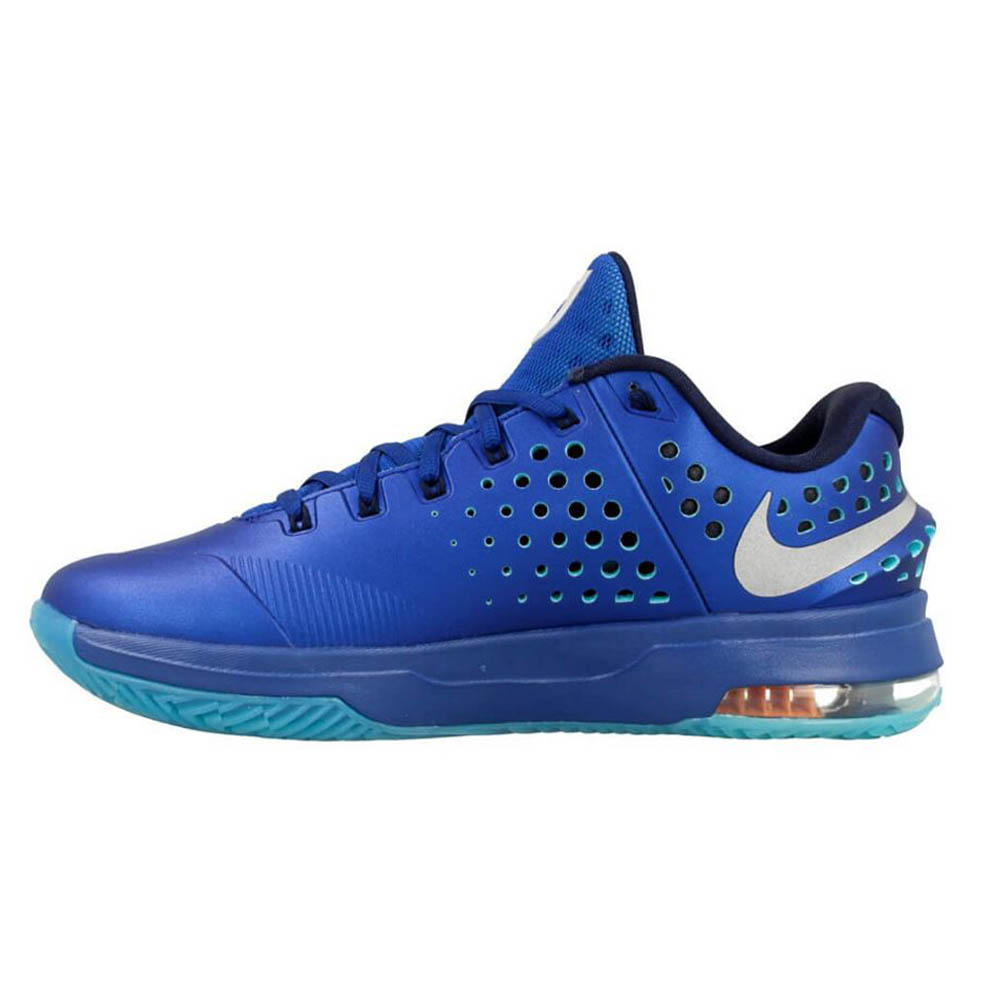 buy popular a301a 42266 Nike KD/NIKE KD Kevin Durant basketball shoes / shoes KD 7 elite KD VII  ELITE blue 724,349-404