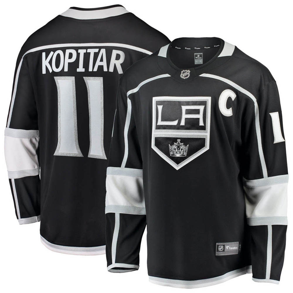 NHL キングス アンジェー・コピター ユニフォーム/ジャージ レプリカ ユニフォーム/ジャージ ホーム