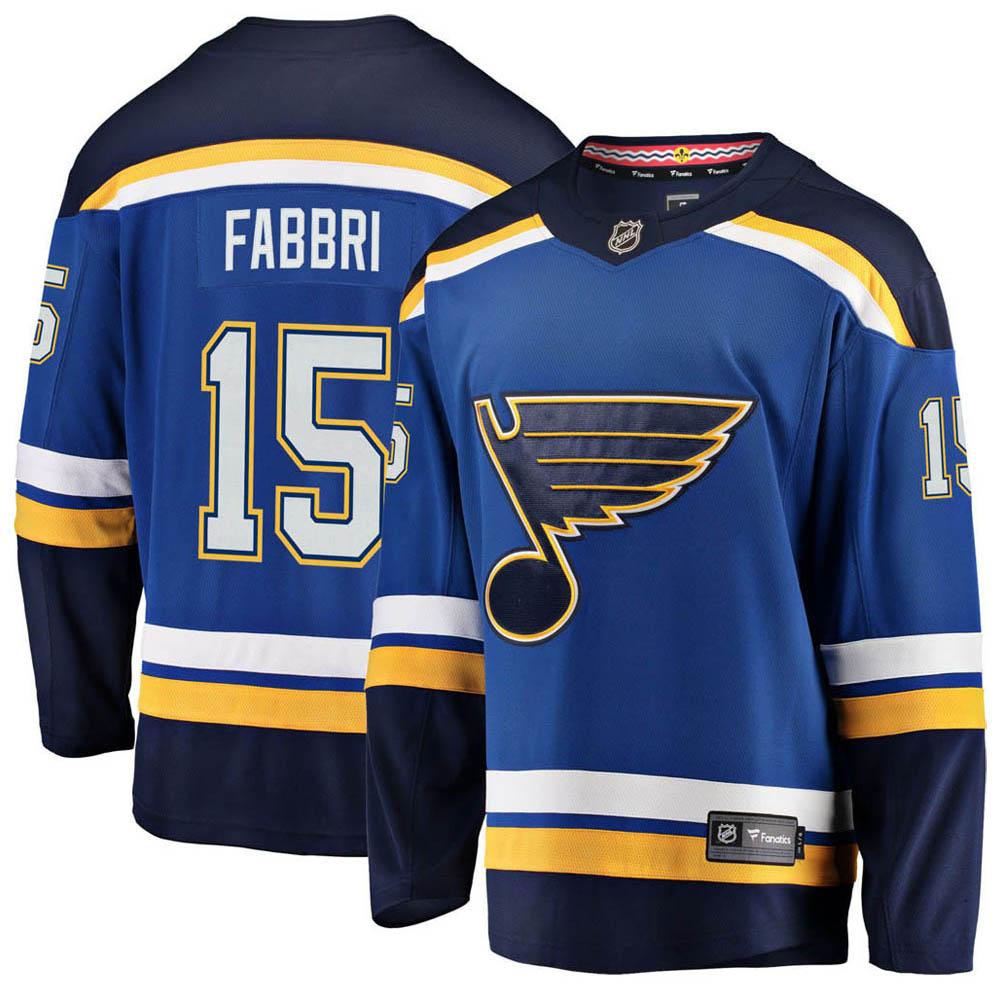 NHL ブルース ロビー・ファッブリ ユニフォーム/ジャージ レプリカ ユニフォーム/ジャージ ホーム