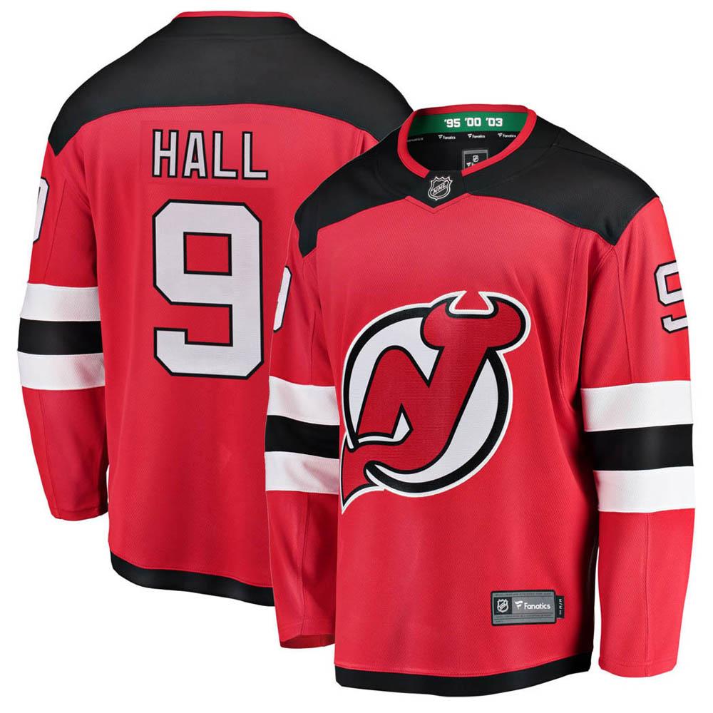 NHL デビルズ テイラー・ホール ユニフォーム/ジャージ レプリカ ユニフォーム/ジャージ ホーム