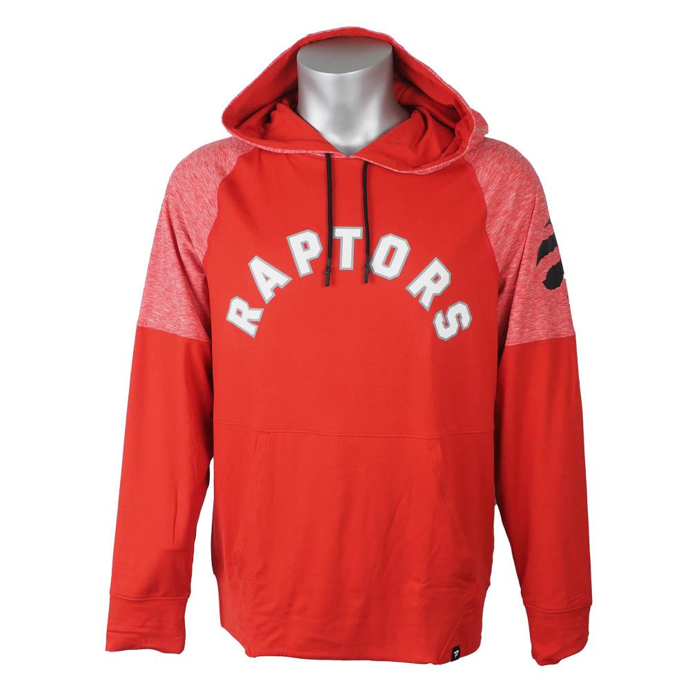 NBA ラプターズ パーカー/フーディー メイドムーブ レッド