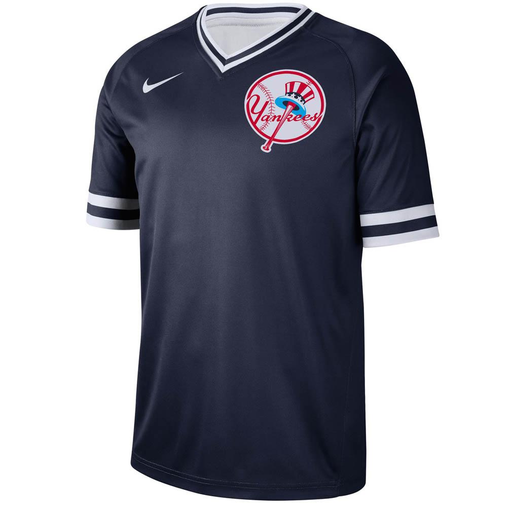 お取り寄せ MLB ヤンキース パーカー/フーディー クーパーズタウン Vネック プルオーバー ナイキ/Nike