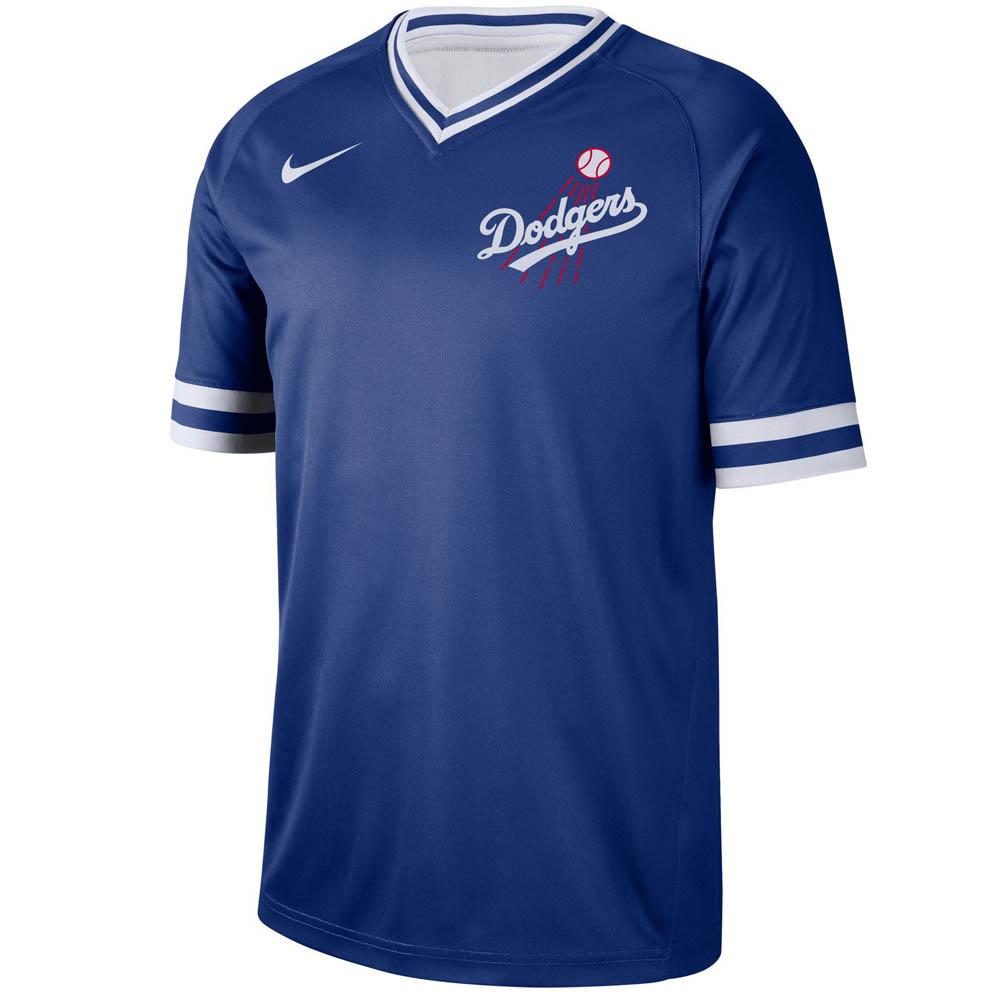 お取り寄せ MLB ドジャース パーカー/フーディー クーパーズタウン Vネック プルオーバー ナイキ/Nike