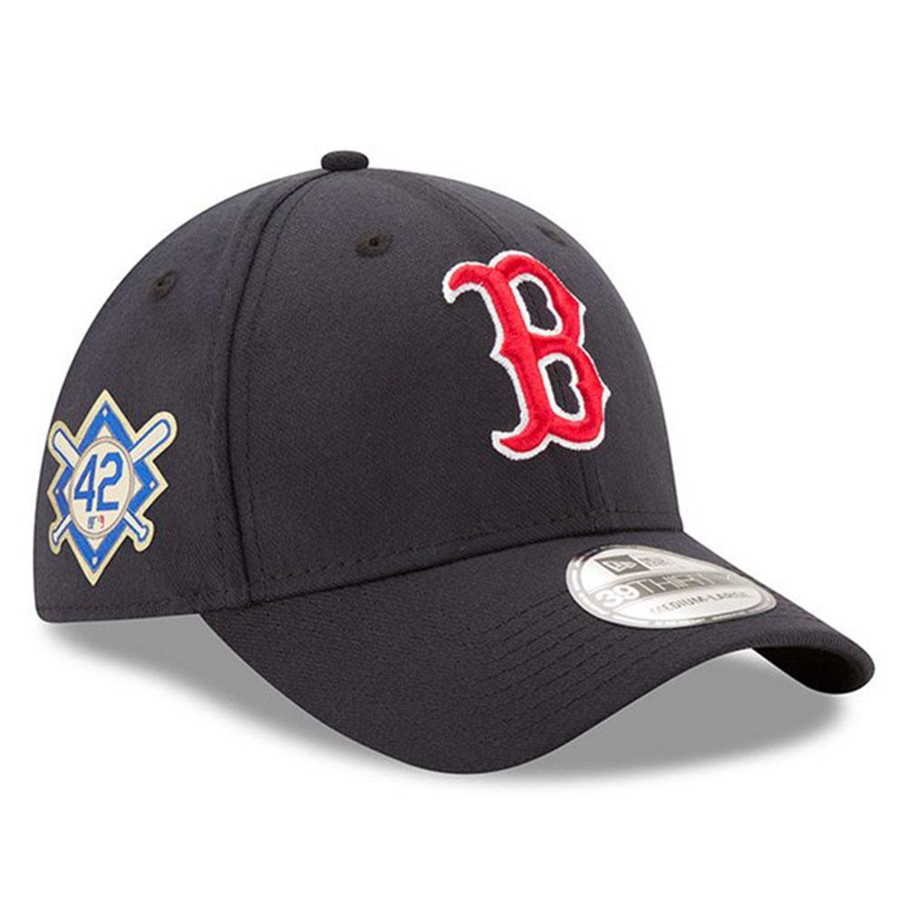レッドソックス キャップ ニューエラ NEW ERA MLB ジャッキー ロビンソン デー フレックス ネイビー【1910価格変更】【191028変更】