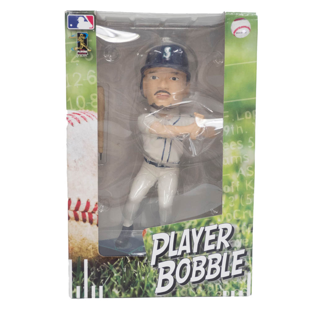 MLB(メジャーリーグ) マリナーズ イチロー フィギュア 2011年版 ボブルヘッド Forever Collectiobles