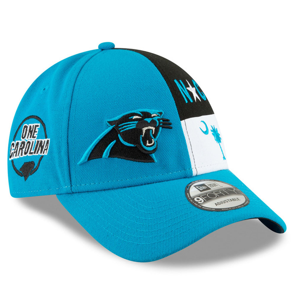 New Era 59Fifty LP Cap DRAFT On-Stage Carolina Panthers