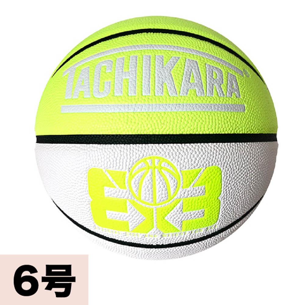 TACHIKARA 3x3 ゲーム TACHIKARA ホワイト / ネオンイエロー【1910価格変更】