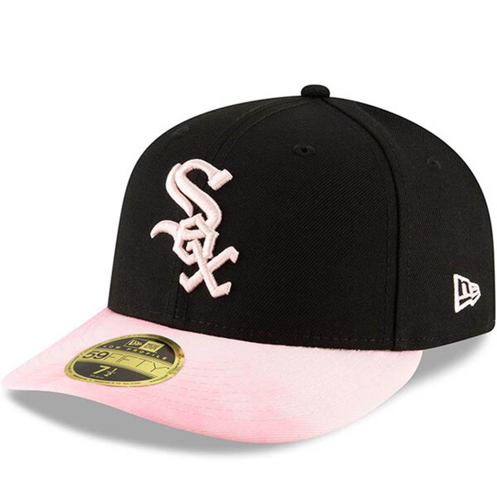 MLB ホワイトソックス キャップ/帽子 2019 マザーズデー 選手着用 ロープロファイル 母の日 ニューエラ/New Era ブラック