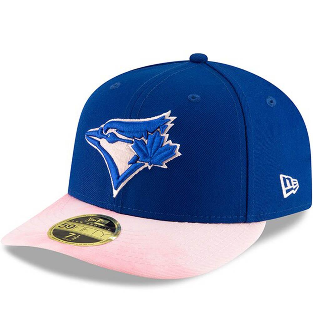 MLB ブルージェイズ キャップ/帽子 2019 マザーズデー 選手着用 ロープロファイル 母の日 ニューエラ/New Era ロイヤル