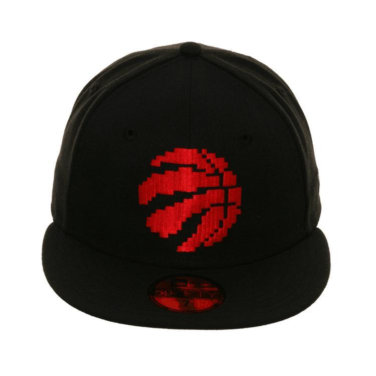 NBA NBA ラプターズ ニューエラ/New キャップ/帽子 エクスクルーシブ ブラック 59Fifty ピクセル ハット ニューエラ/New Era ブラック, タマノシ:8c1197ef --- wap.acessoverde.com