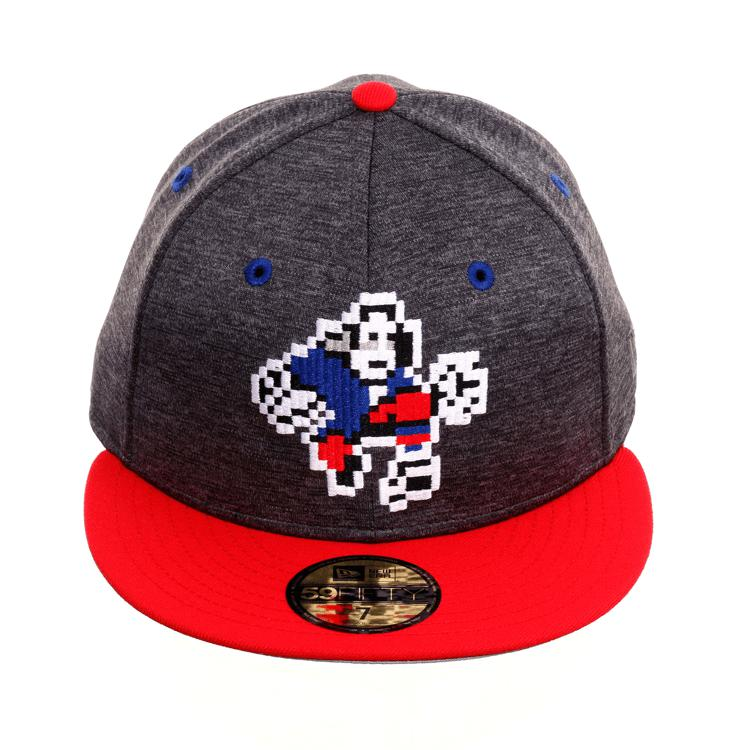 NBA NBA 76ers キャップ/帽子 ハット エクスクルーシブ 59Fifty 59Fifty ピクセル ハット ニューエラ/New Era グラファイト/レッド, ハニカムルーム:5ff9f78d --- wap.acessoverde.com