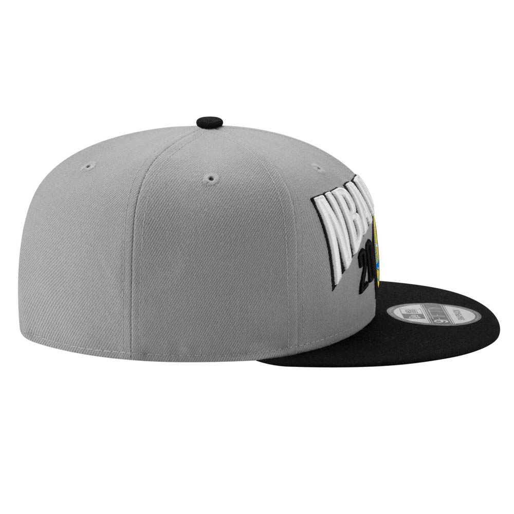 pretty nice 455ab 6f441 Reservation NBA Warriors cap   hat 2019 finals advance memory locker room  snapback new gills  New Era is gray