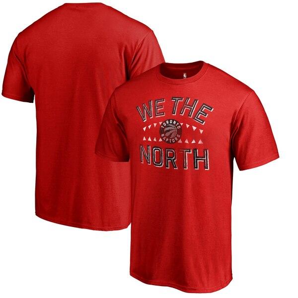 NBA Tシャツ ラプターズ ホームタウン コレクション シャープ トゥース レッド【1910価格変更】【1911NBAt】