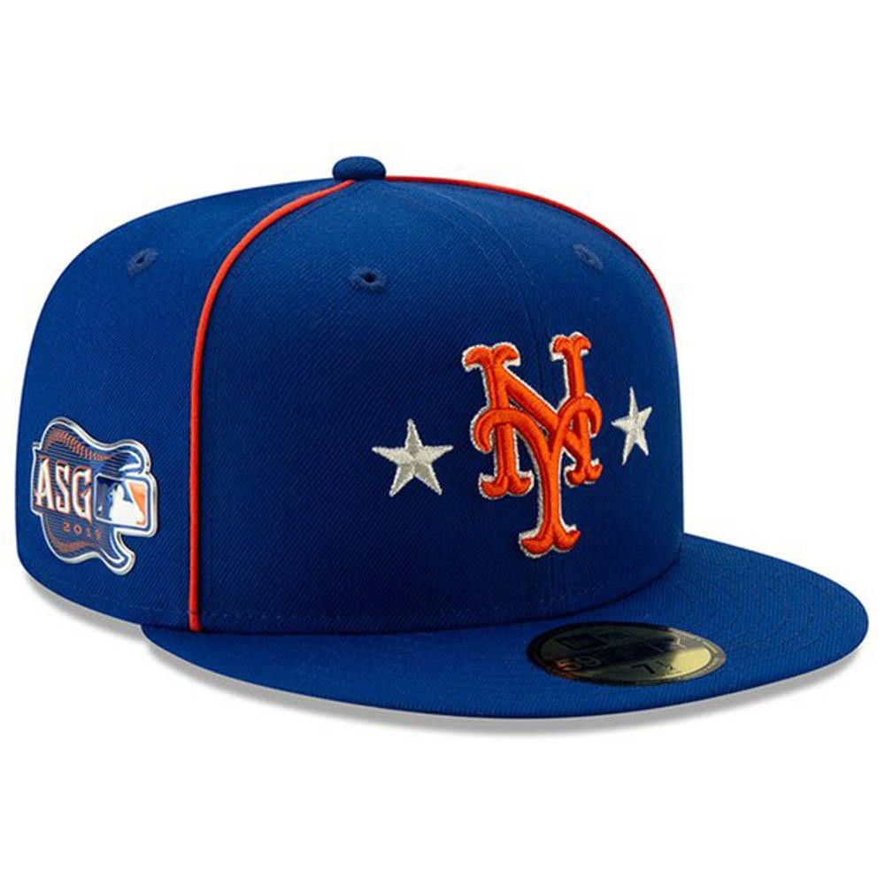 MLB メッツ キャップ/帽子 2019 オールスターゲーム オンフィールド ニューエラ/New Era ロイヤル
