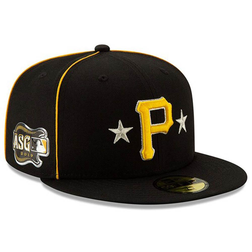 MLB パイレーツ キャップ/帽子 2019 オールスターゲーム オンフィールド ニューエラ/New Era ブラック