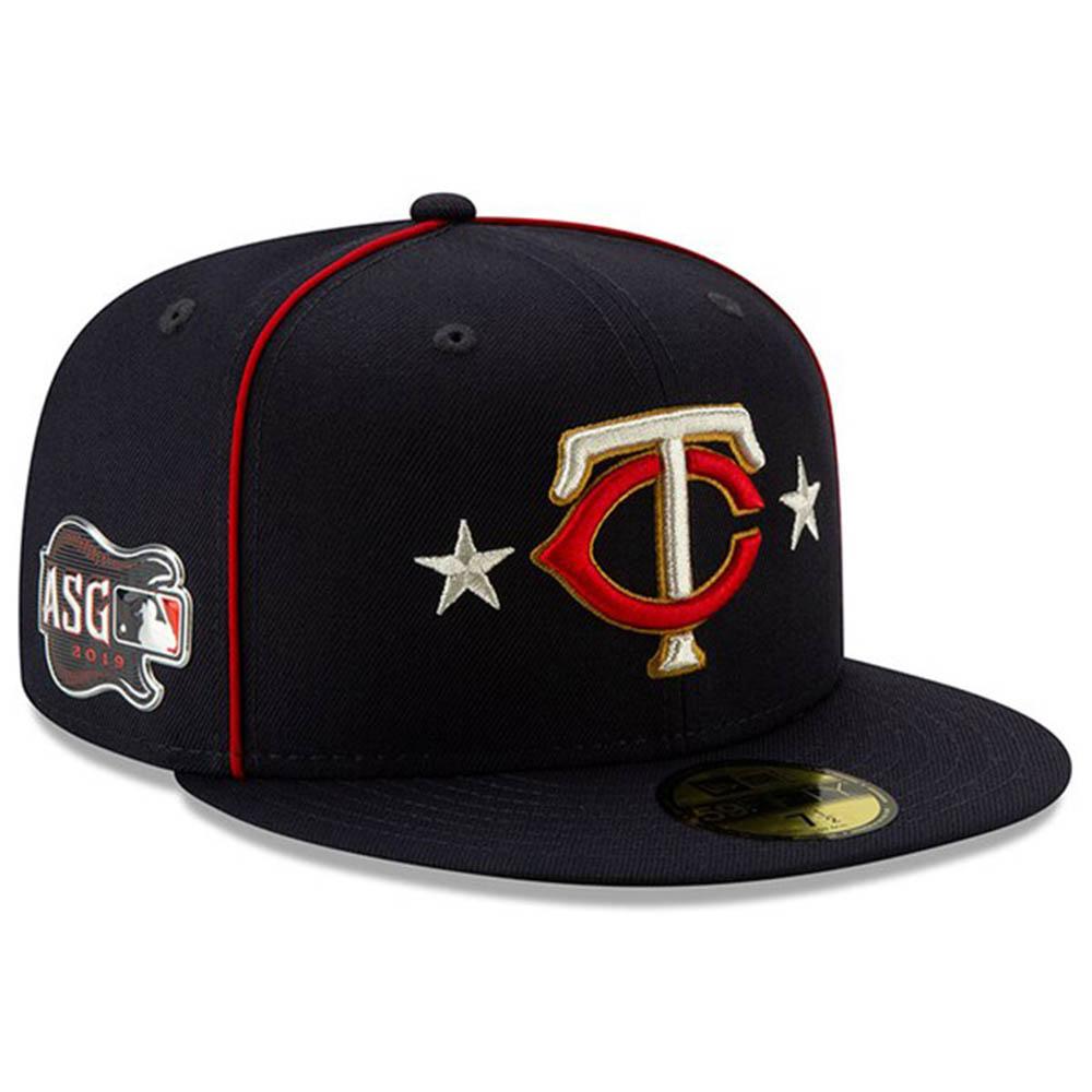 MLB ツインズ キャップ/帽子 2019 オールスターゲーム オンフィールド ニューエラ/New Era ネイビー
