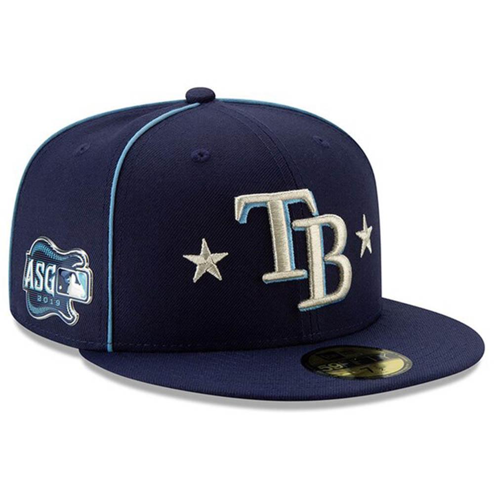 MLB レイズ キャップ/帽子 2019 オールスターゲーム オンフィールド ニューエラ/New Era ネイビー