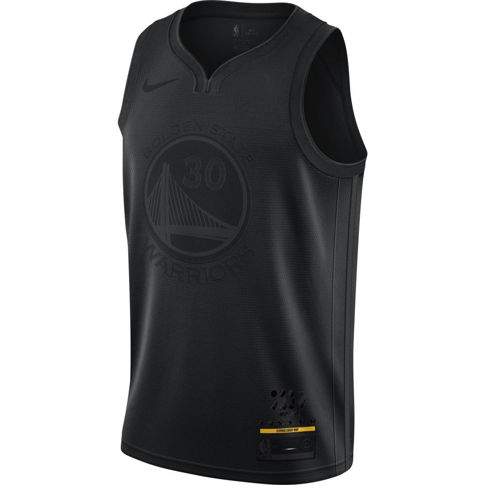 NBA ウォリアーズ ステファン・カリー ステフィン・カリー ユニフォーム/ジャージ MVP ナイキ/Nike ブラック BQ5410-010