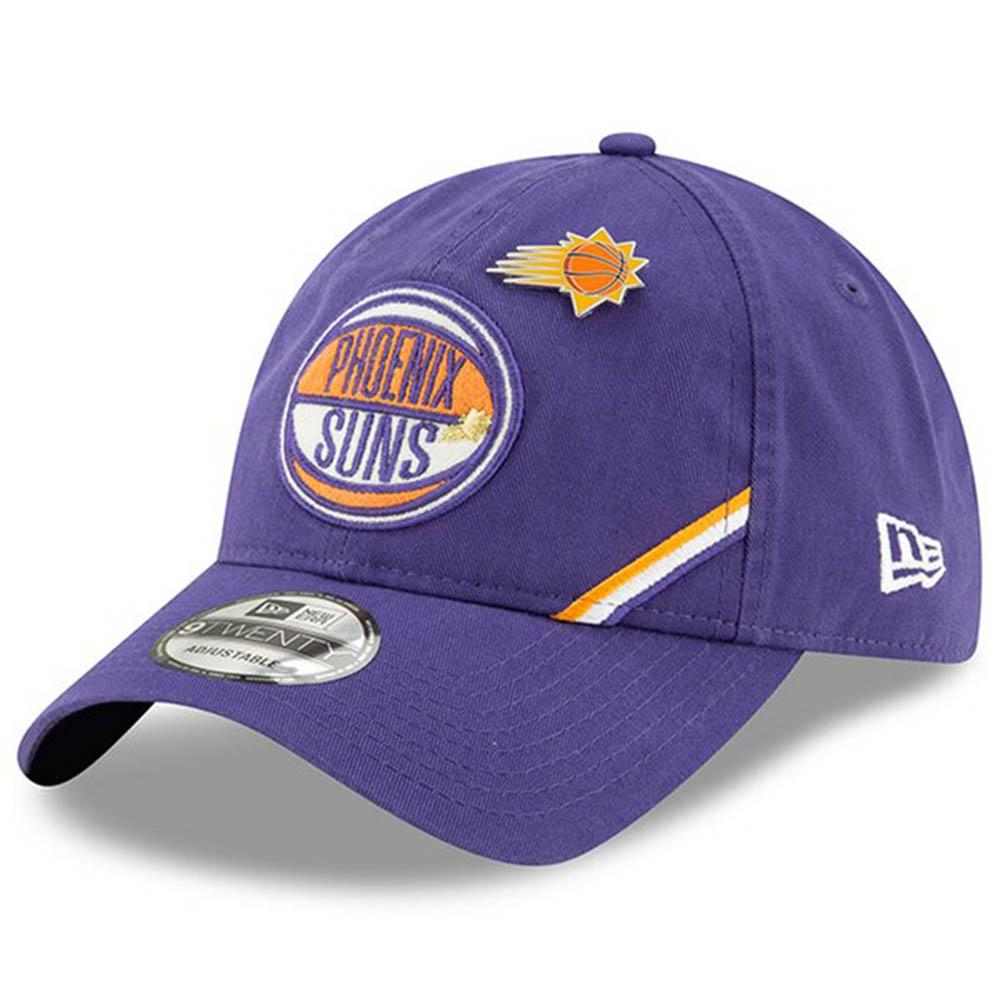 NBA サンズ キャップ/帽子 2019 NBA ドラフト アジャスタブル ニューエラ/New Era パープル【1910価格変更】【191028変更】