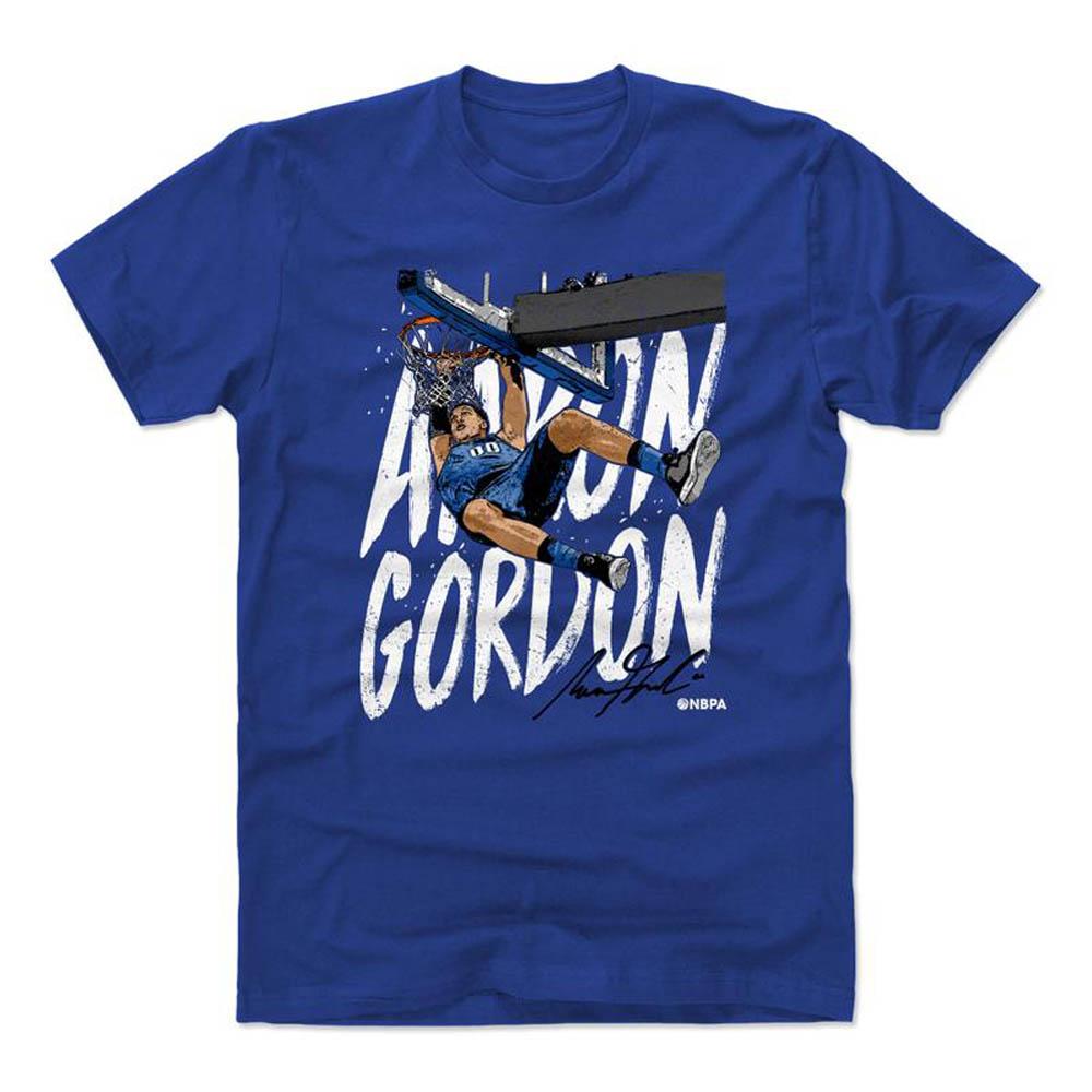 アーロン・ゴードン マジック NBA Tシャツ 500Level ロイヤル【1910価格変更】【1911NBAt】