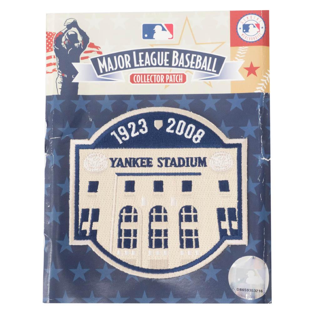 MLB アーロン・ジャッジ ヤンキース Yankees Stadium 1923-2008 パッチ ワッペン The Emblem Source【1910価格変更】