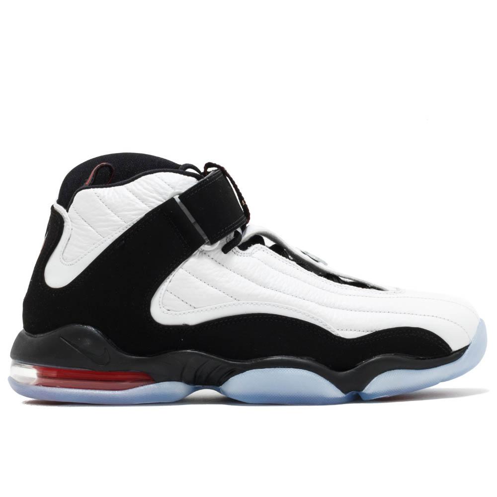 【リニューアル記念メガセール2】Nike BB シューズ/スニーカー エアペニー4 ナイキ/Nike ホワイト 864018-101