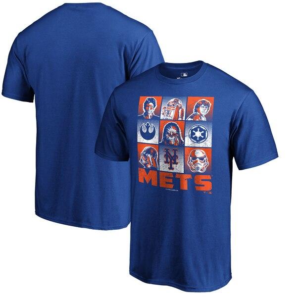 MLB メッツ Tシャツ スターウォーズ ロイヤル【1910価格変更】【1112】